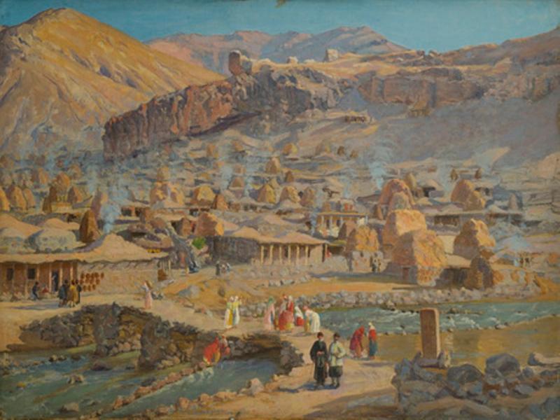 Старый Горис 1917