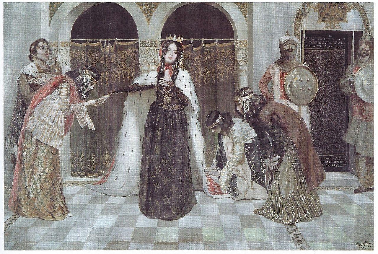 Возвращение принцессы Забел