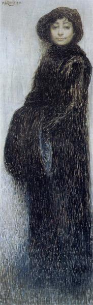 Суренянц. Портрет Идельсон