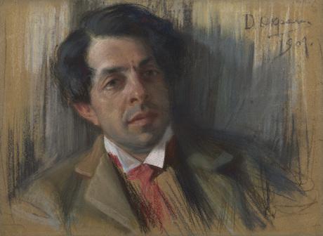 Актер Садовников-Ростовский 1909