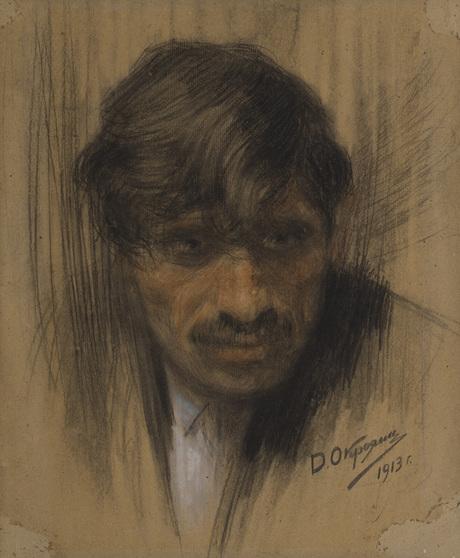 Композитор Романос Меликян 1913