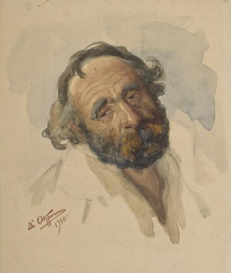 Крестьянин 1910