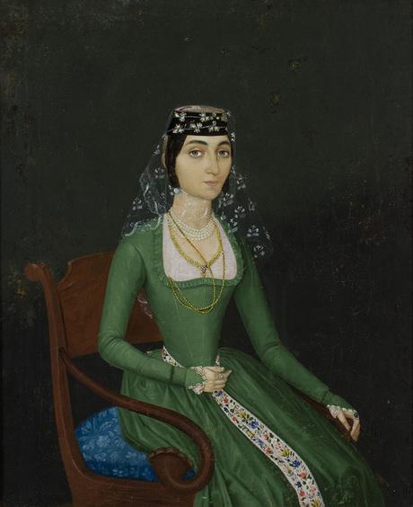 Екатерина Давидовна Ротинова-Гургенбекова