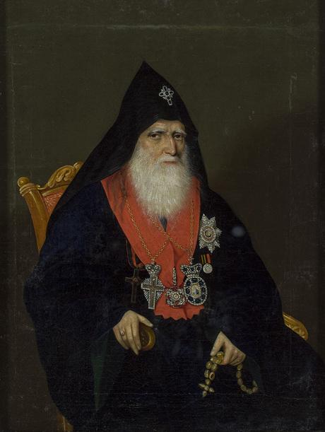 Католикос Нерсес Аштаракеци 1850