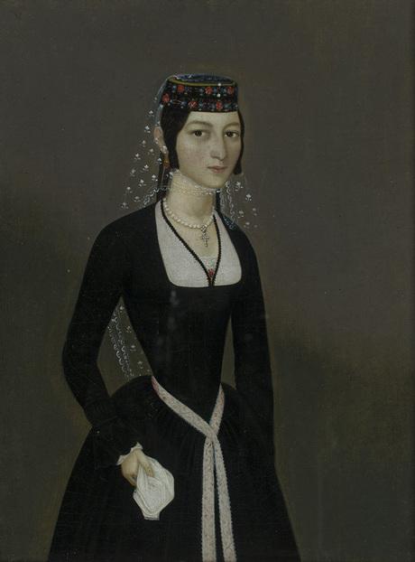 Наталья Теумян 1830-40