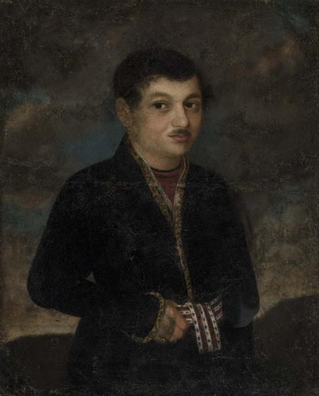 Неизвестный молодой человек