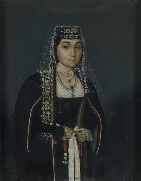Портрет Ананян 1840-50