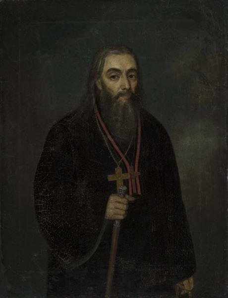 Священник Григор Измирян