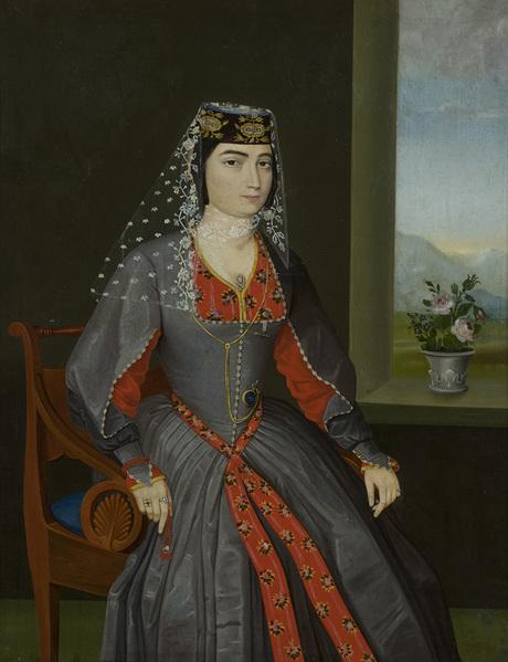 Шушаник Надирян 1840-50
