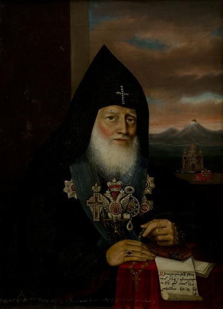 Портрет Католикоса Епрема