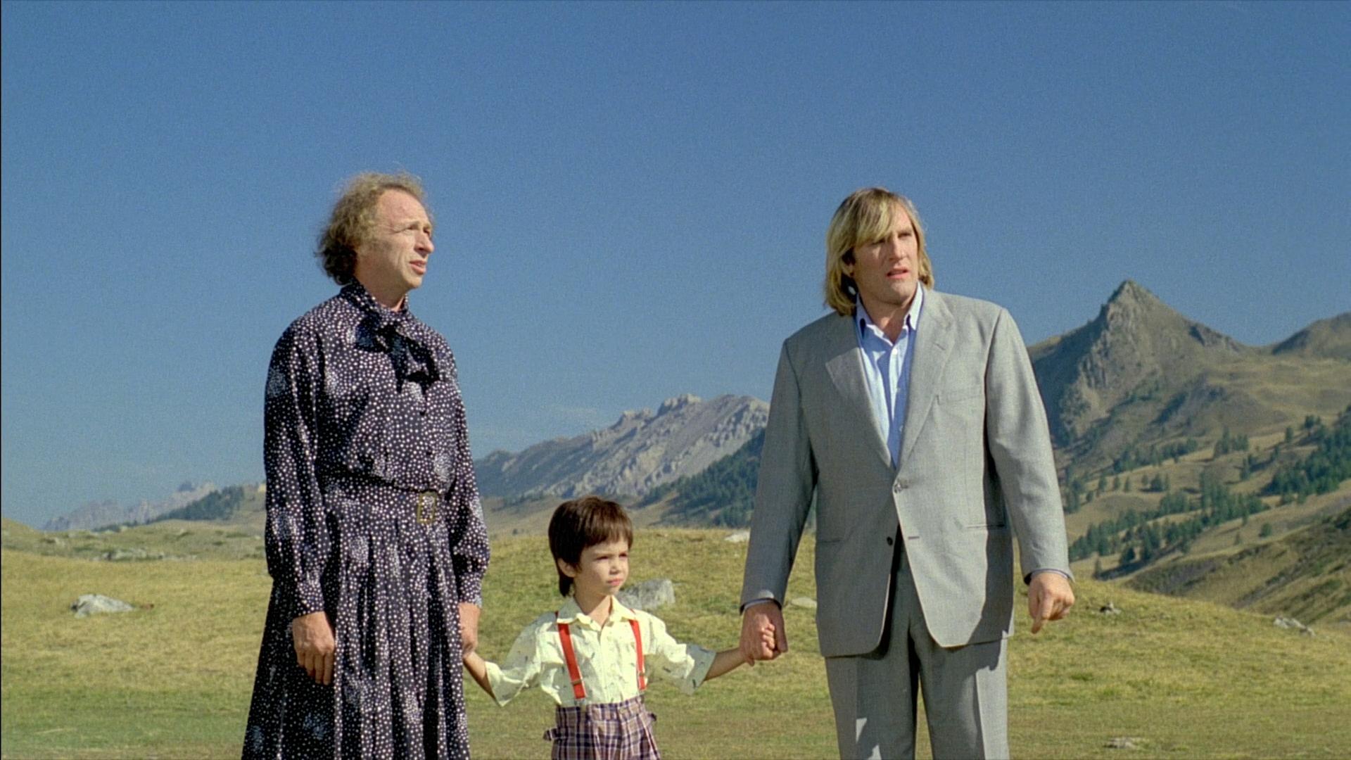 Кадр из фильма«Беглецы» (1986)