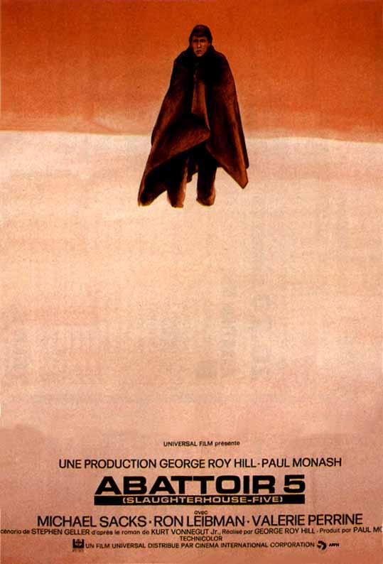 В 1972 году роман Воннегута был экранизирован американским режиссером Джорджем Роем Хиллом