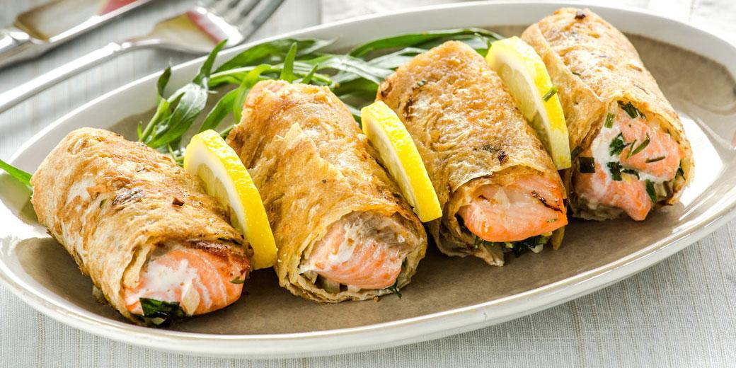 Рыбные блюда - Рыба по содержанию белка и жира очень близка к мясу. Белки и жир рыбы легко усваиваются организмом человека.
