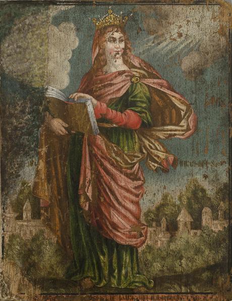 Святой дева Сандухт