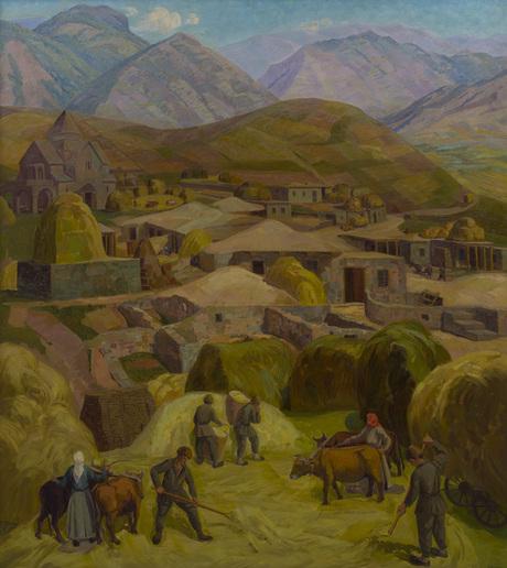 Армянское село 1927.jpg