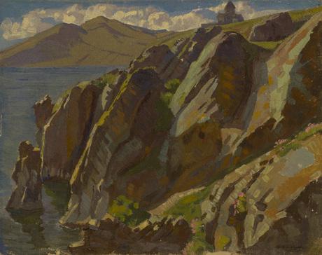 Скалы Севана 1925.jpg