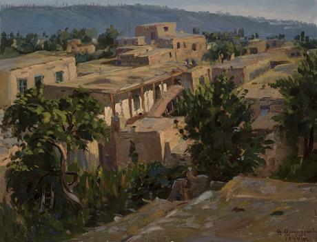 Старый Ереван из окна 1944.jpg