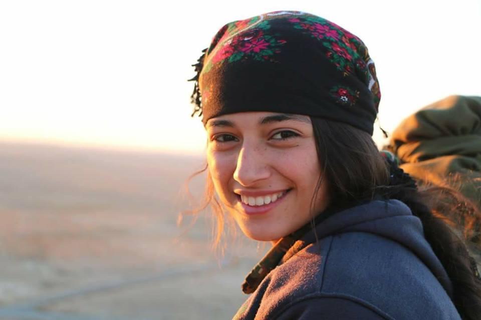 Курдиянка. Фото с профиля в фейсбуке Максима Лебского