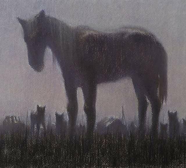 Старый конь