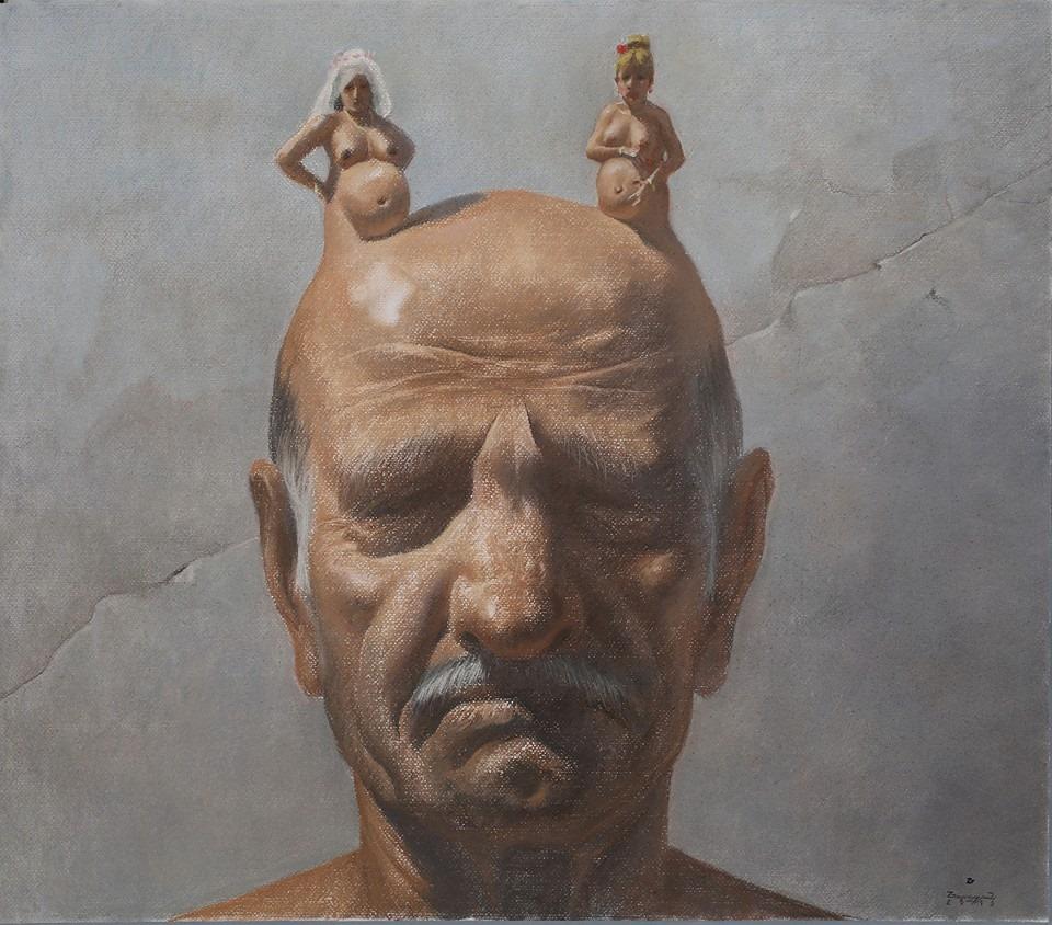 Голова Старика, 2013