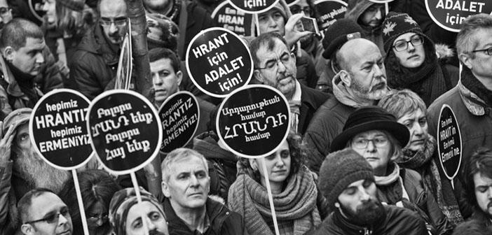 Газета армян Турции пишет о том, что дело о гибели Гранта Динка перенесено на 12 марта