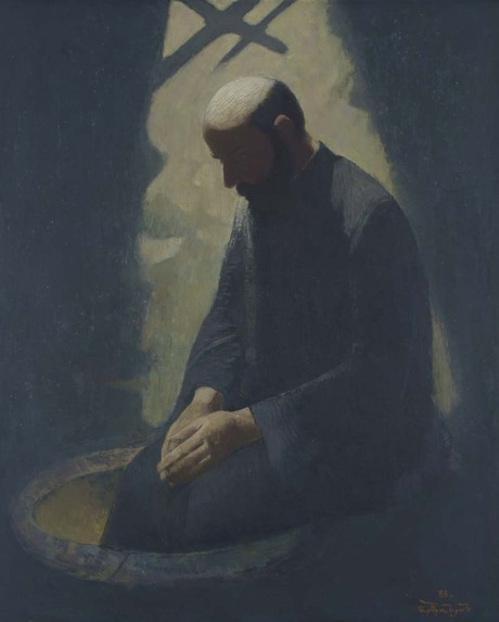 "Эдуард Арцрунян ""Мысли"" 1986"