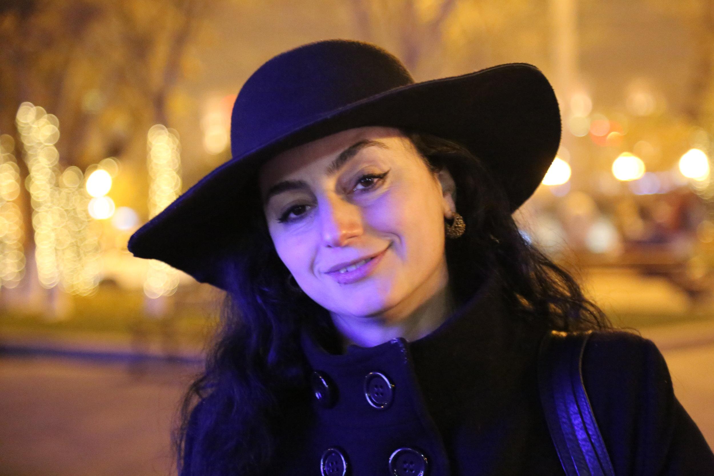 Режиссер документальных фильмов Виктория Максоева. Фото Юрий Акулян