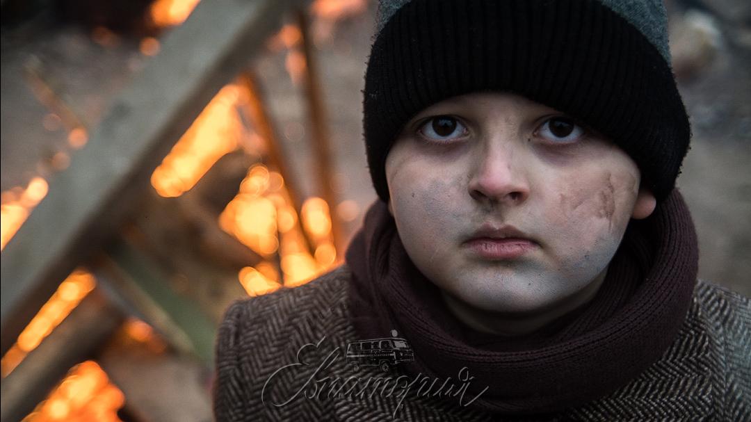 Кадр из фильма «Спитак». Фото: киноевпатория.рф