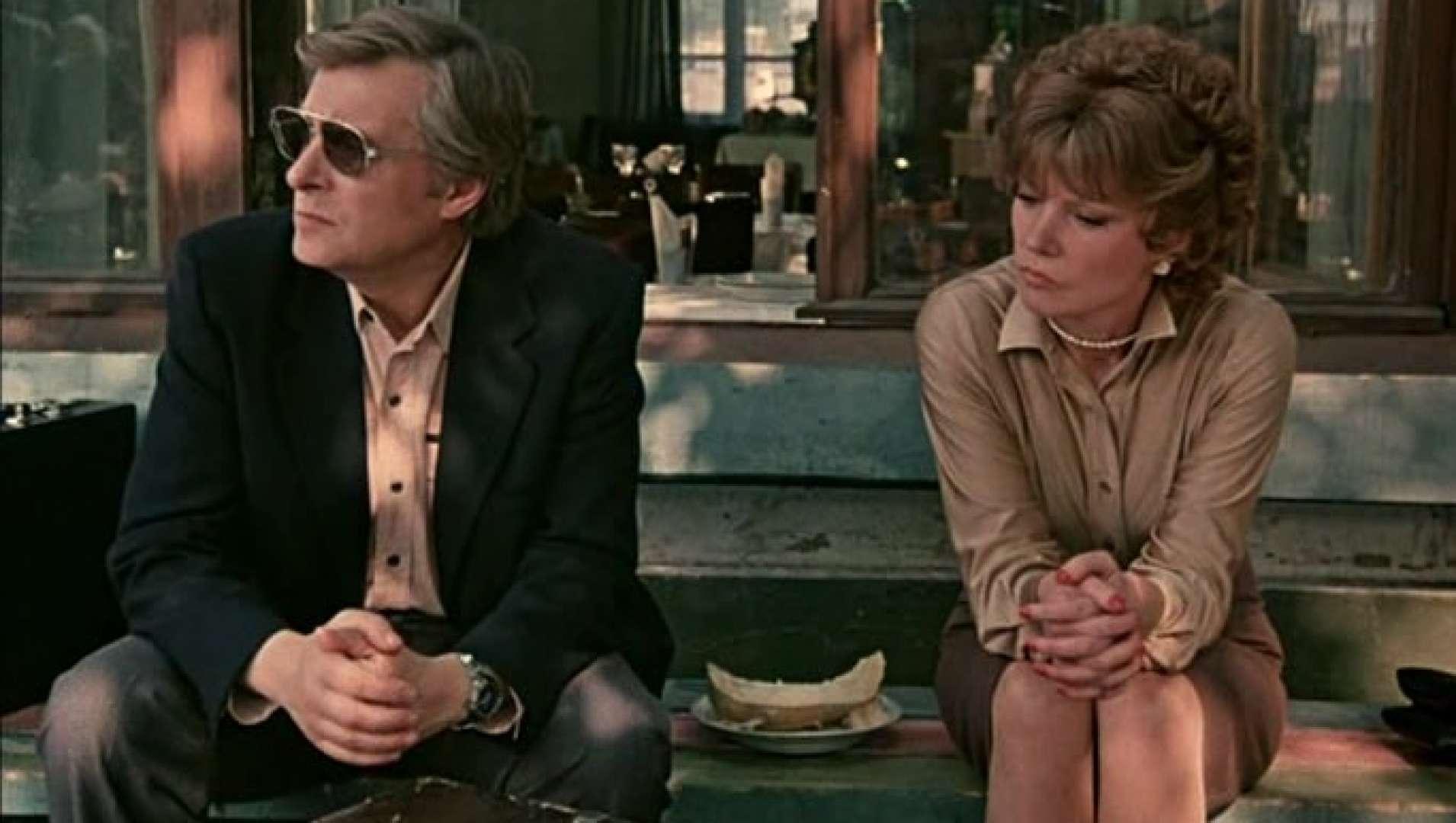 История Максаковой и Таривердиева легла в основу фильма «Вокзал для двоих» | 1tv.com