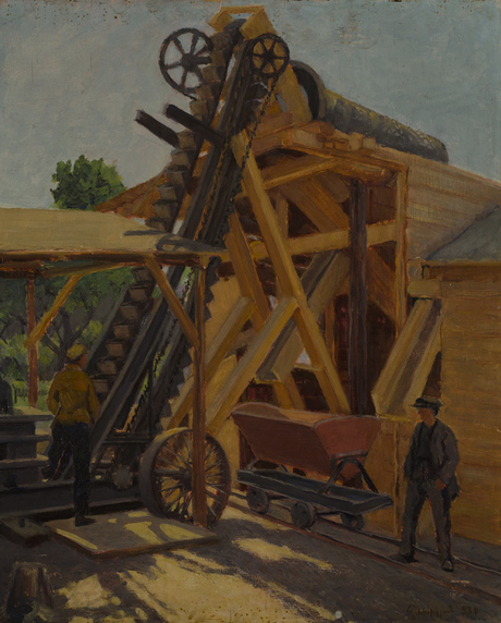 Стройка Нардома, 1930