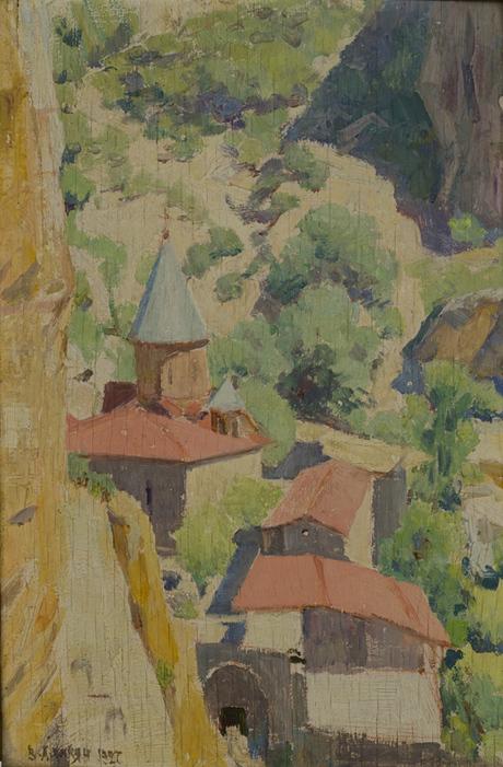 Гегард, 1927