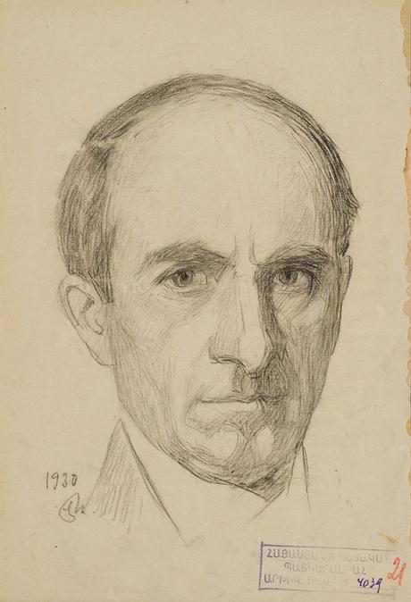 Портрет мужчины, 1930