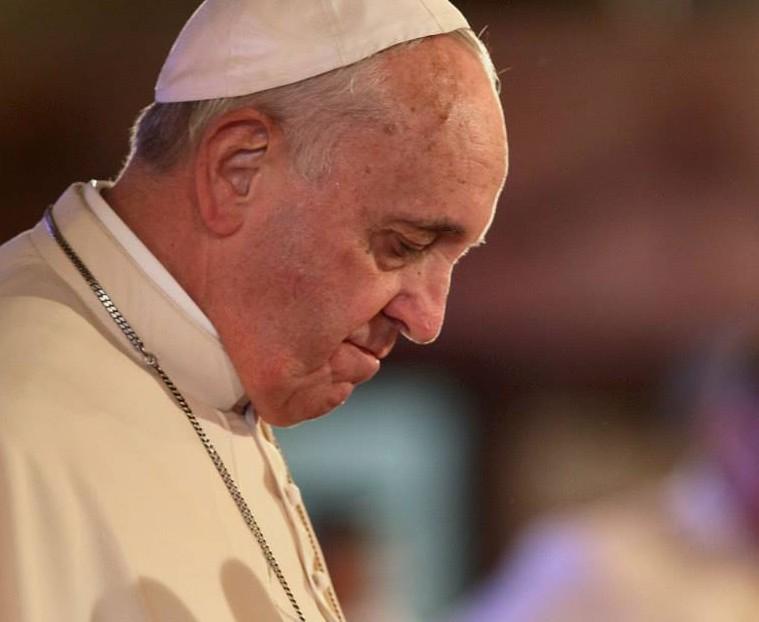 Папа римский Франциск I | wikimedia.org
