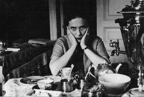 Лиля Брик в конце 1920-х годов | wikipedia.org