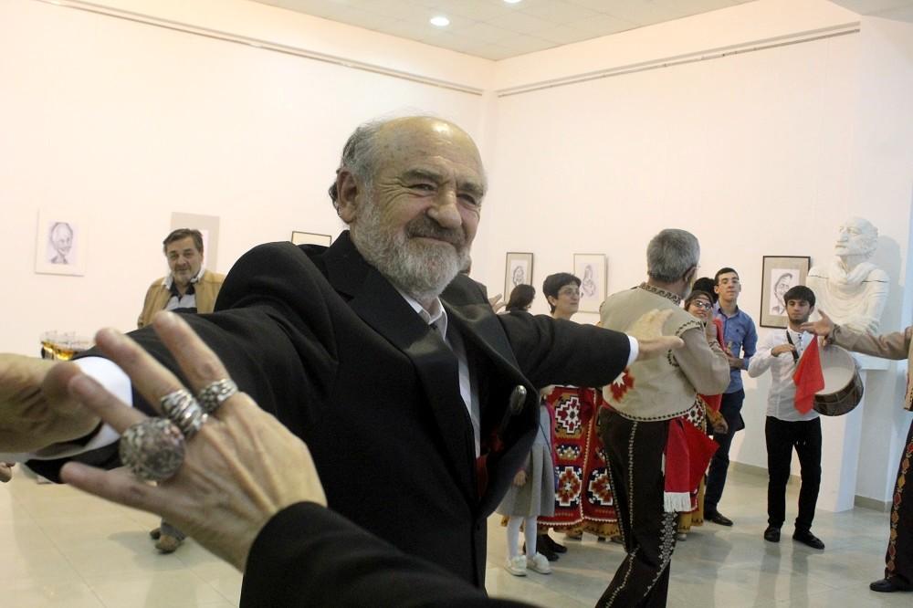 Арутюн Чаликян ©Валерия Олюнина