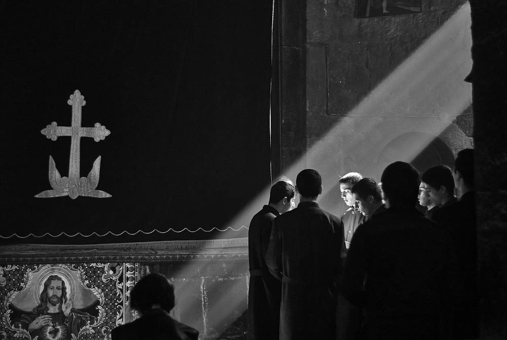 Монастырь Гегард ©Andrea Ulivi