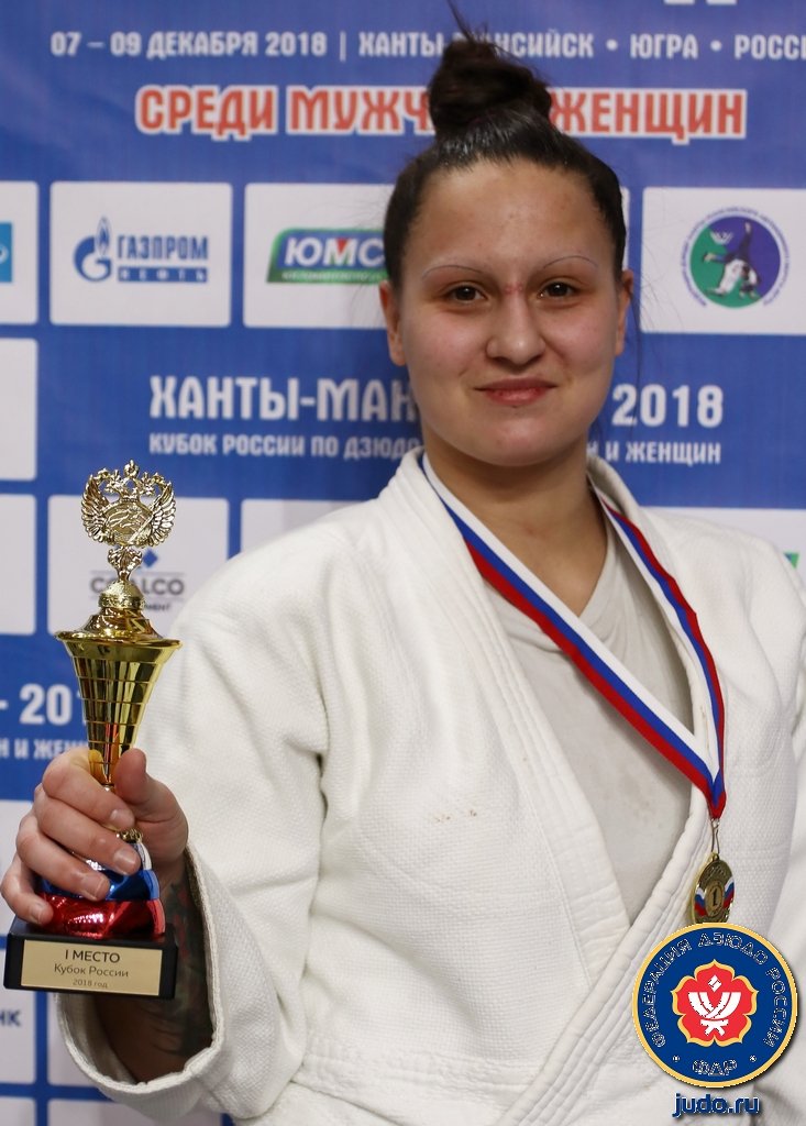 Дайна Амбарцумова | judo.ru