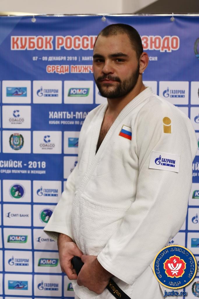 Степан Саркисян | judo.ru