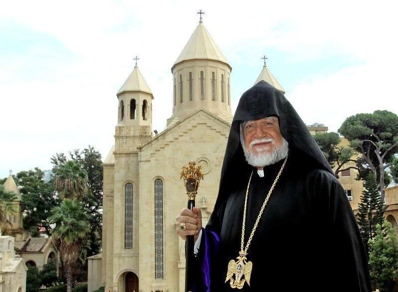 Католикос Арам I | armenpress.am