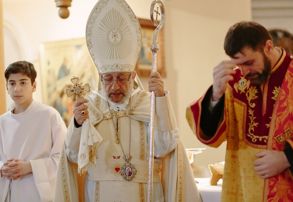 Архиепископ Рафаэль Минасян | cathmos.ru