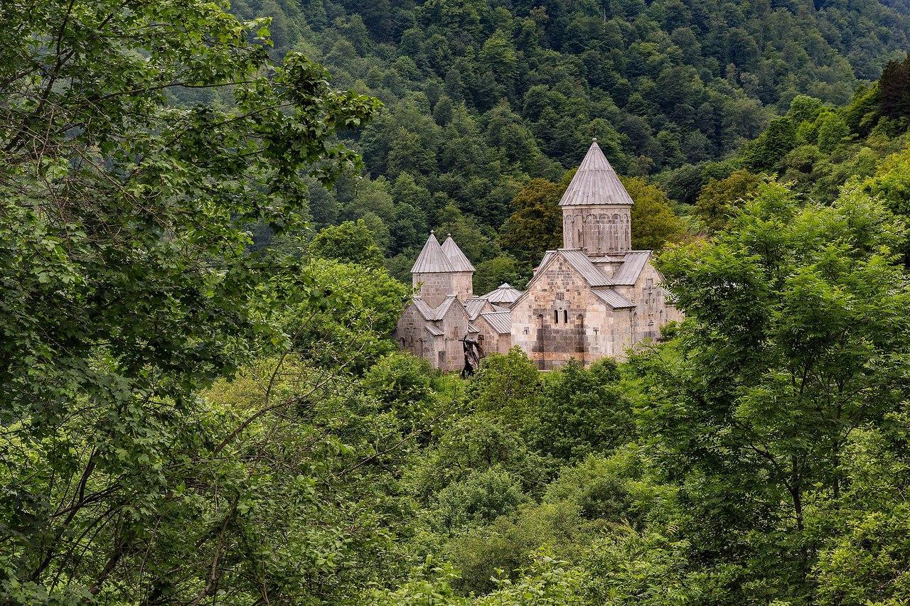 Монастырь Агарцин ǁ wikipedia.org