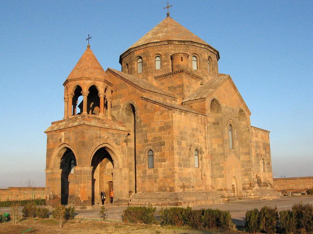 Церковь Святой Рипсиме ǁ wikipedia.org