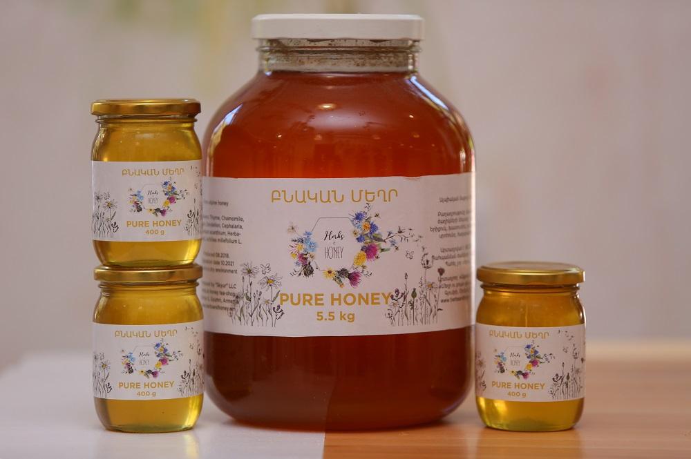 Продукция Herbs&Honey