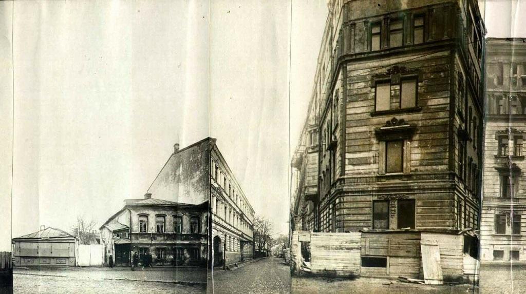 Гранатный переулок, 1930-е ǁ  pastvu.com