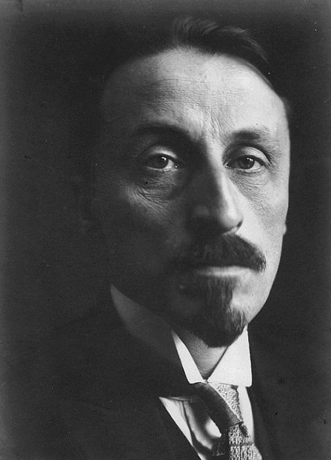 Борис Зайцев ǁ wikimedia.org