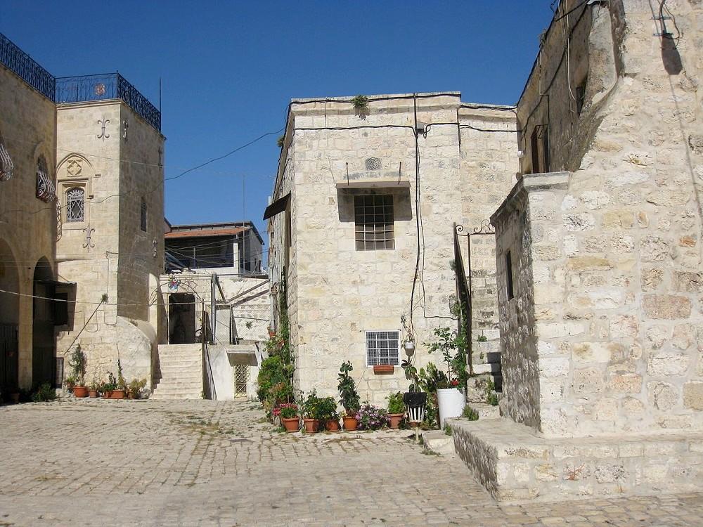 Армянский квартал Иерусалима | wikipedia.org