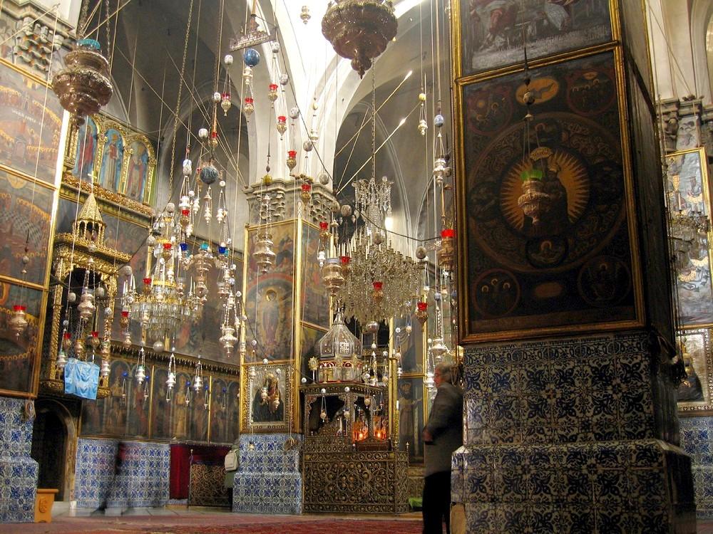 Интерьер собора Святых Иаковов | wikimedia.org