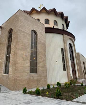 Армянская церковь в Эрбиле | kurdistan24.net