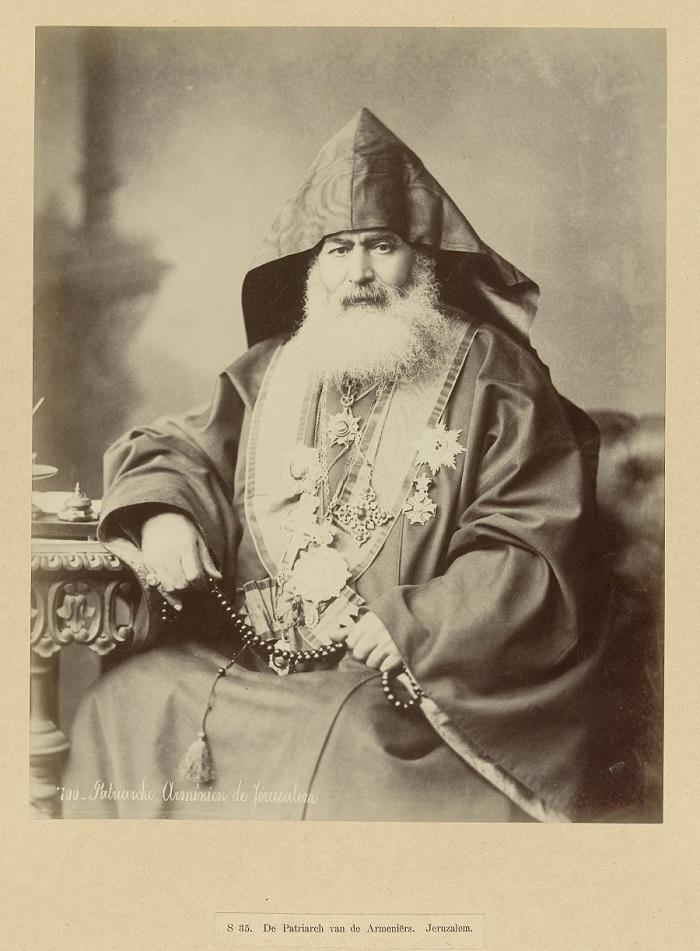 Патриарх Арутюн Ваапетян