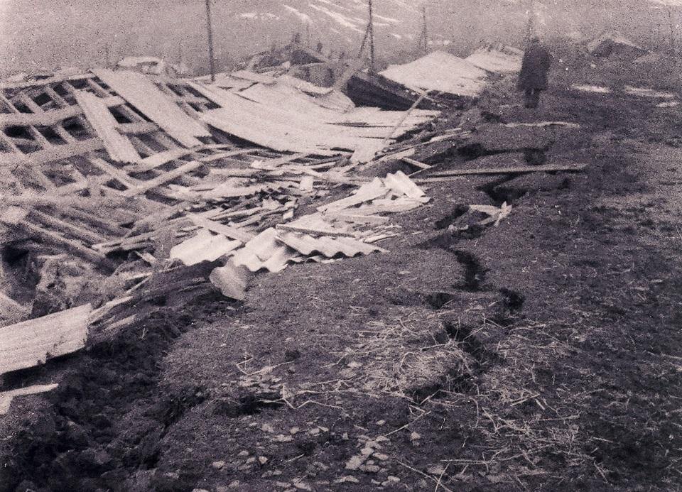Гогаран, 9 декабря 1988 года